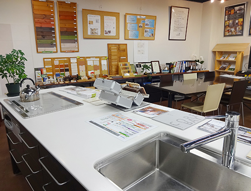 坂井東スタジオ内部