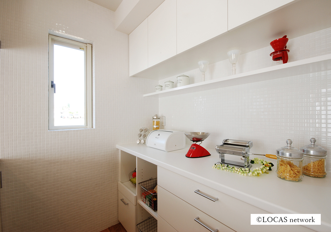 CAFE&白い家