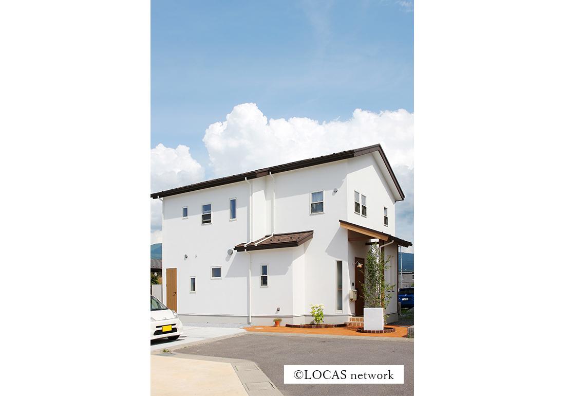 クラフト作家の家