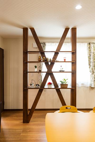 オリジナル家具・大工工事3