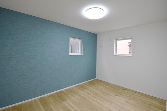 上木戸モデルハウス:洋室