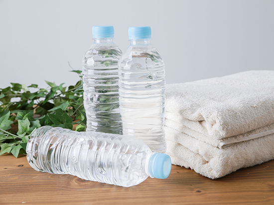 水分補給イメージ