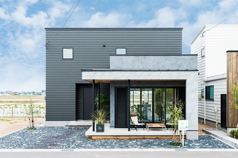 天野エルカール モデルハウス